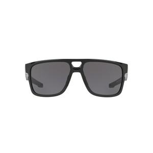 Sun glasses OAKLEY Crossrange Patch PolBlk w/ Warm Grey OO9382-0160, Oakley