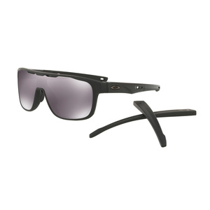 Sun glasses OAKLEY Crossrange Shield Mtt Blk w/ PRIZM Black OO9387-0231, Oakley