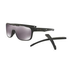 Sun glasses OAKLEY Crossrange Shield Mtt Blk w/ PRIZM Black OO9387-0231, Oakley