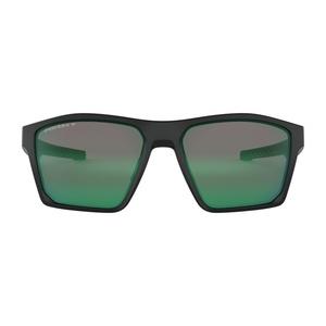 Sun glasses OAKLEY Targetline Matt Black w/ PRIZM Jade Pole OO9397-0758, Oakley