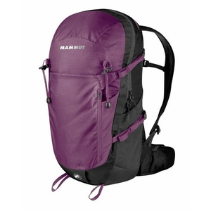 Backpack MAMMUT Lithium zipper 24 galaxy / black, Mammut