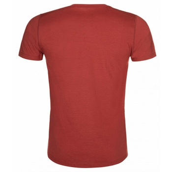 Men's functional shirt Kilpi MERIN-M dark red, Kilpi