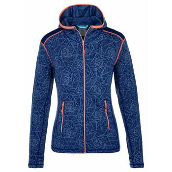 Women functional sweatshirt Kilpi MERINI-W blue, Kilpi