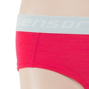 Women panties Sensor MERINO AIR magenta 17200015, Sensor