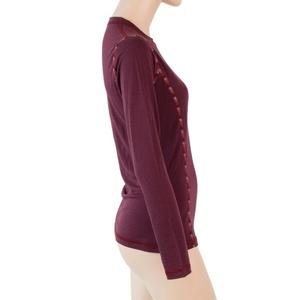 Women shirt Sensor MERINO AIR tm. wine 18200006, Sensor