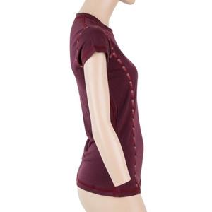 Women shirt Sensor MERINO AIR tm. wine 18200005, Sensor