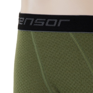 Boxer shorts Sensor MERINO DOUBLE FACE safari 17200035, Sensor
