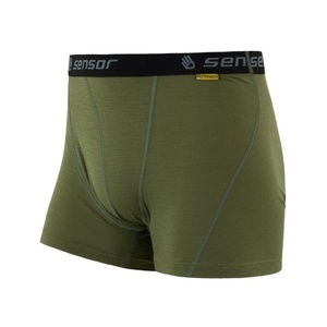 Men boxer shorts Sensor Merino Wool Active safari 17200022, Sensor