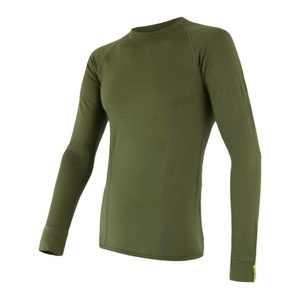 Men shirt Sensor Merino Wool Active safari 17200019, Sensor