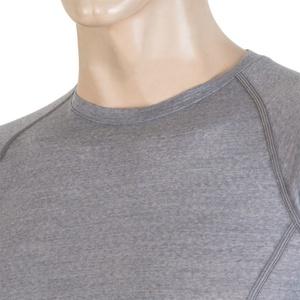 Men shirt Sensor Merino Wool Active grey 17200020, Sensor