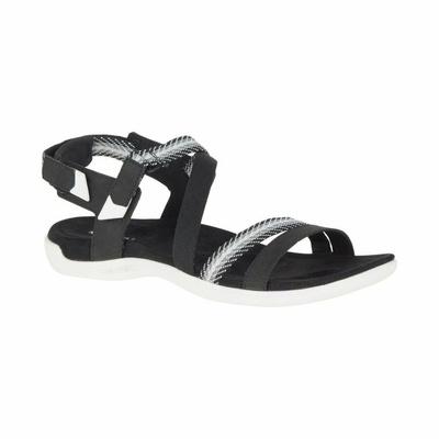 Women's sandals Merrel l Distric Mendi Backstrap black, Merrel