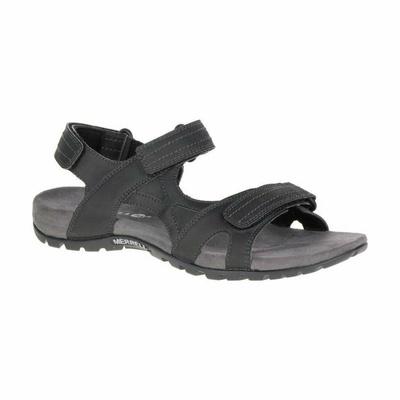 Men's sandals Merrel l Sandspur Rift Strap black, Merrel