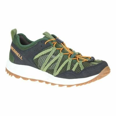 Men's outdoor boots Merrel l Wildwood Aerosport lichen, Merrel