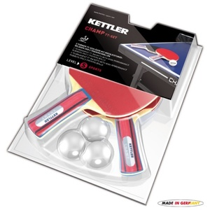 Set rackets a ball to table tennis Kettler CHAMP 7091-700, Kettler