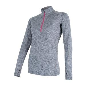 Women shirt Sensor MOTION gray 17200070, Sensor