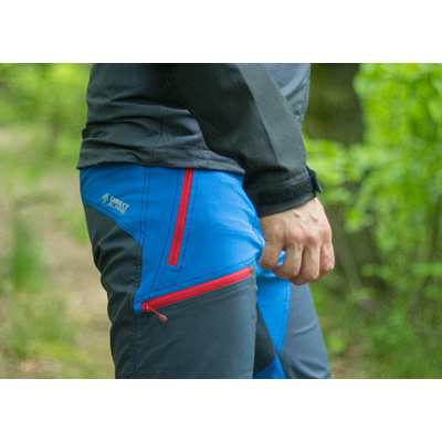 Pants Direct Alpine Mountainer Tech greyblue/blue, Direct Alpine