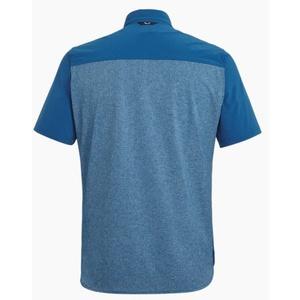 Shirts Salewa Puez HYBRID DST M S/S SHIRT 27395-8968, Salewa
