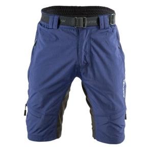 Men MTB cycling pants Silvini Rango MP857 navy-lime, Silvini