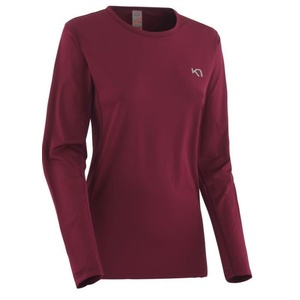 T-Shirt Kari Traa Nora LS BLUSH, Kari Traa