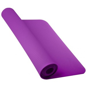 Mat to yoga Nike Fundamental Yoga Mat 3mm Hyper Violet, Nike