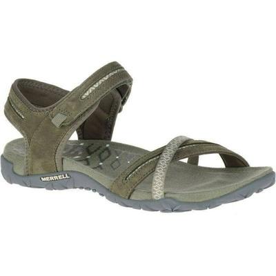 Women's sandals Merrel l Terran Cross II dusty olive, Merrel
