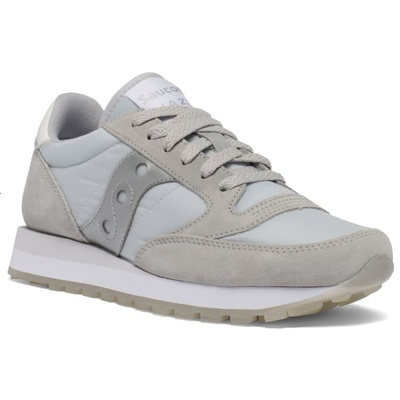 Women Saucony Jazz Original Gray / Silver, Saucony