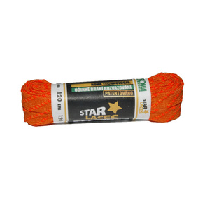 Laces STAR LACES FASHION 140cm, STAR LACES