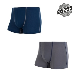 Set boxers Sensor ORIGINAL ACTIVE 2-PACK grey / blue 17200052, Sensor