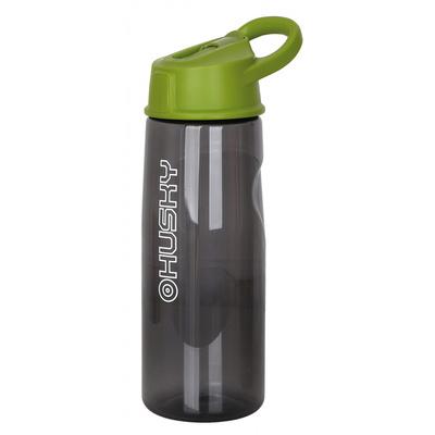 Outdoor bottle Husky Springler green