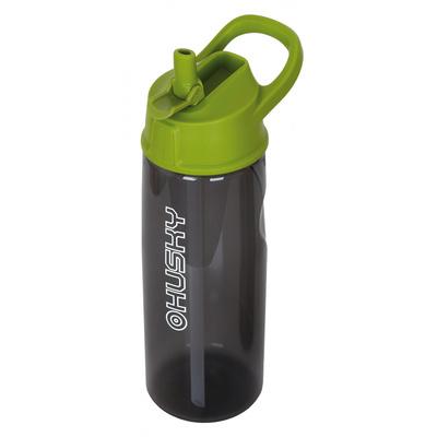Outdoor bottle Husky Springler green, Husky