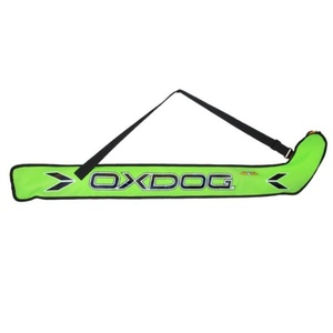 Floorball bag OXDOG 2C STICKBAG junior orange / green, Oxdog