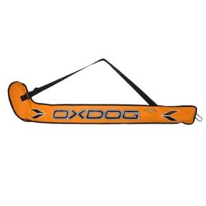 Floorball bag OXDOG 2C STICKBAG junior orange / green, Oxdog