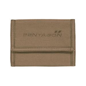 Wallet PENTAGON® Stater 2.0 coyote, Pentagon