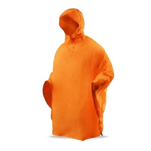 Raincoat Trimm Basic orange, Trimm