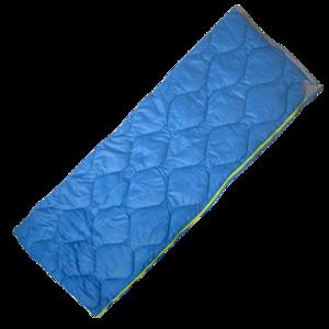 Sleeping bag YATE Salem decorative / blue, Yate