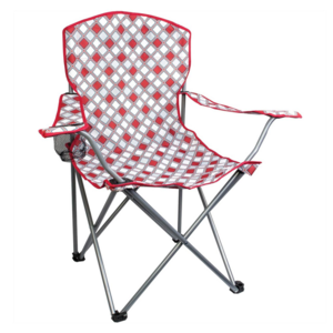 Folding chair HIGHLANDER MOON CHAIR red, Highlander