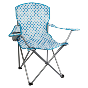 Folding chair HIGHLANDER MOON CHAIR blue, Highlander