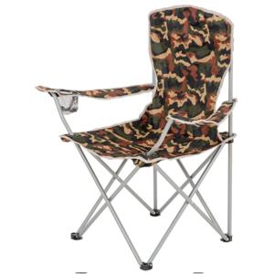 Folding chair with backrests HIGHLANDER MORAY camo, Highlander