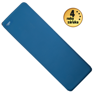 Self inflated sleeping pad YATE COMFORT 5 blue / grey, Yate