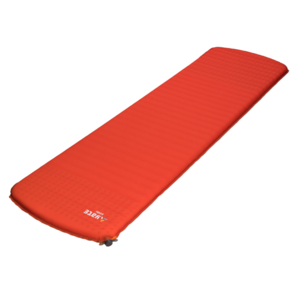 Self inflated sleeping pad YATE GUIDE 3,8 red / grey