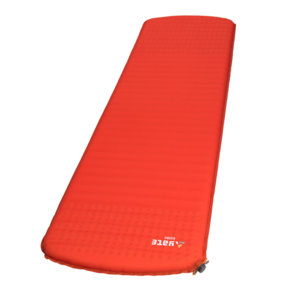 Self inflated sleeping pad YATE GUIDE 3,8 red / grey, Yate