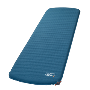 Self inflated sleeping pad YATE TREKKER SHORT blue /grey