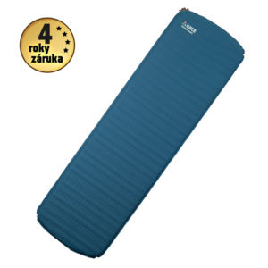 Self inflated sleeping pad YATE TREKKER SHORT blue /grey, Yate