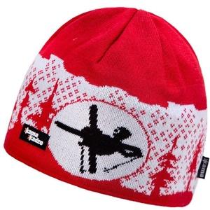 Headwear Kamakadze KW02 104 red, Kama