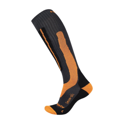 Socks Husky Snow-ski orange, Husky