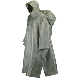 Poncho Trekmates Deluxe Pack green, TrekMates