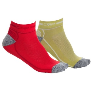 Socks CMP Campagnolo Trail duo pack 3I95667/433Q, Campagnolo