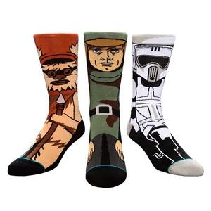 Socks Stance Return of the Jedi, Stance