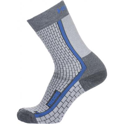 Socks Husky Trekking-New grey / blue, Husky