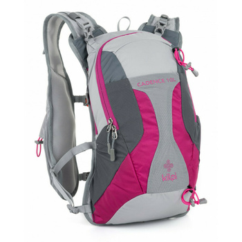 Cycling and running backpack 10 L Kilpi CADENCE-U pink, Kilpi